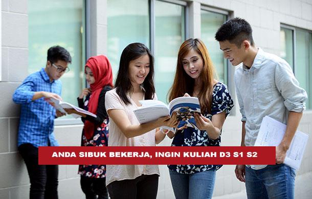 Kelas Karyawan Di Jakarta Kuliah Sambil Kerja